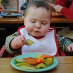 Alimentación complementaria y Baby Led Weaning