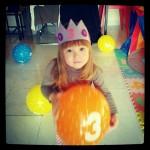 Feliz cumpleaños princesa!!!