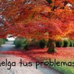 Feliz lunes: Aprende a colgar tus problemas