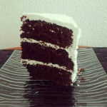 Devil Cake (Tarta de Chocolate Glaseada)